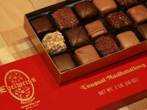 Edelweiss Chocolate